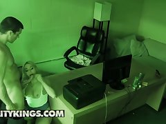 Ramon Nomar And Abella Danger - Pawg Coworker Squirts
