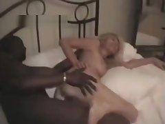 Blonde Wife Fucks Disastrous Cock