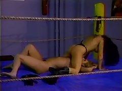 vintage wrestling