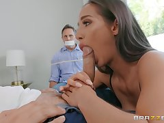 Spliced sucks dicka nd fucks approach husband