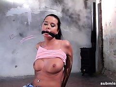 Veronica Stone Bdsm Smg bdsm bondage slave femdom snag a grasp at