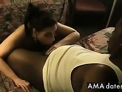 Young Amateur Girl Takes BBC