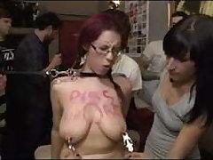 Public Copulating - Crazy BDSM porn video