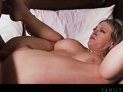 Stepmom with fat gut Dee Williams porn video